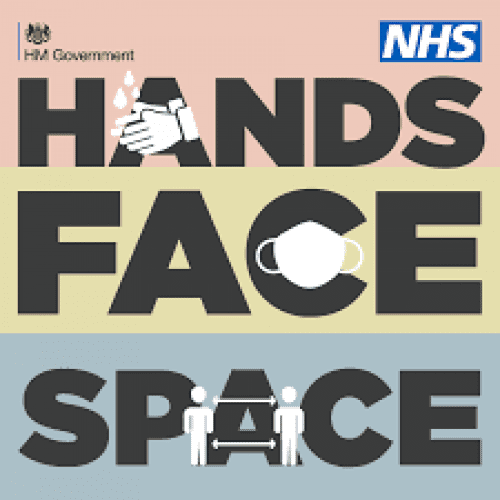 HANDS, FACE, SPACE - St Bartholomew's CE Primary School